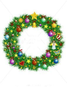 stock-vector-letter-o-christmas-decoration-part-of-a-full-set-alphabet-7027630