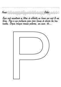 letrasdoalfabetoP