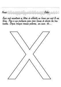 letrasdoalfabetoX