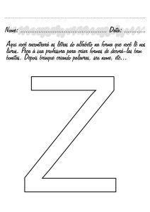 letrasdoalfabetoZ