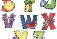 letras com ornamentos