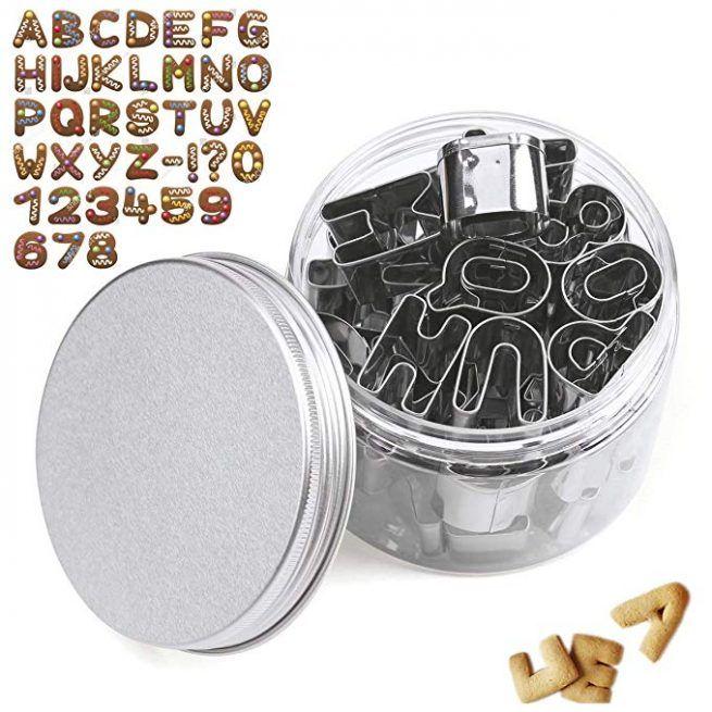 moldes de letras de aço